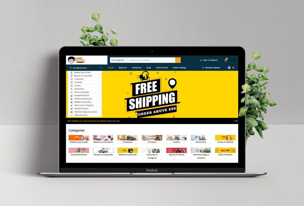 www.eurodiscountshop.pk e commerce website -web devlopment webite in islamabad rawalpindi.jpg